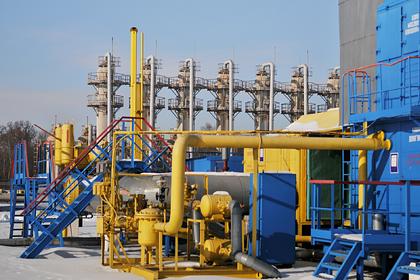 Украина увидела угрозу экономике из-за российского газа