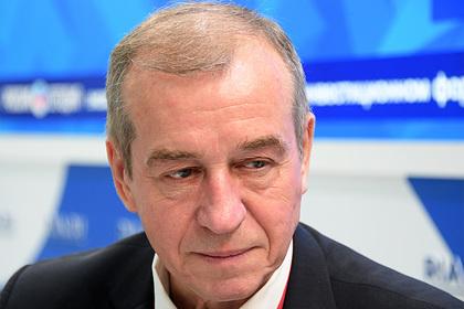 Путин принял отставку иркутского губернатора