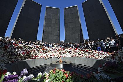 Резолюцию Сената США о геноциде армян назвали «политическим спектаклем»