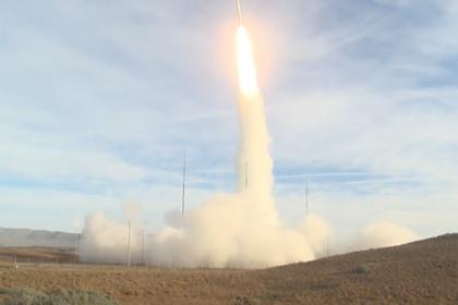 Россия отреагировала на испытания запрещенной ракеты в США