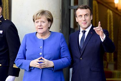 Меркель и Макрон поспорили на саммите ЕС