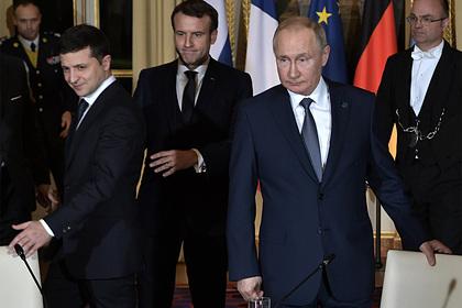 Песков ответил на условие Зеленского пожать руку Путину в обмен на Крым