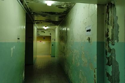 В российском городе нашли детскую больницу «из Сайлент Хилла»