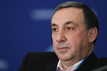 Президента ЦСКА Гинера наказали отстранением от футбола