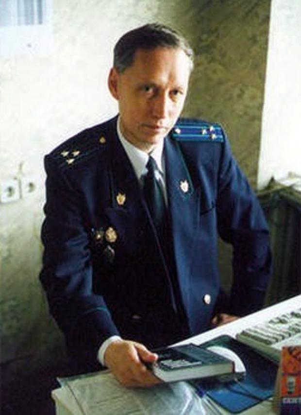 Николай Китаев