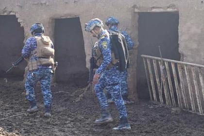 Ирак уничтожил пять баз ИГ