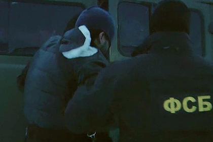 ФСБ сообщила о задержании планировавших диверсию исламистов