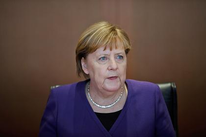 Меркель прокомментировала продление антироссийских санкций