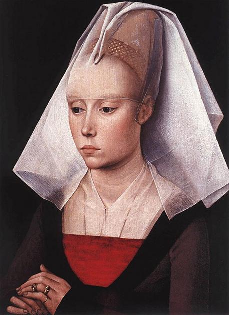 Портрет дамы, 1465