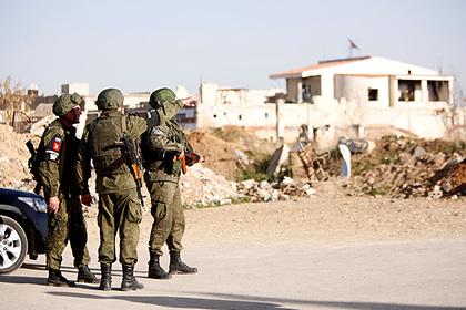 Раскрыты личности казнивших сирийского солдата предполагаемых бойцов ЧВК Вагнера