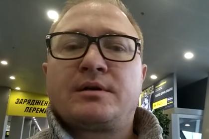 Съемочной группе НТВ отказали во въезде на Украину