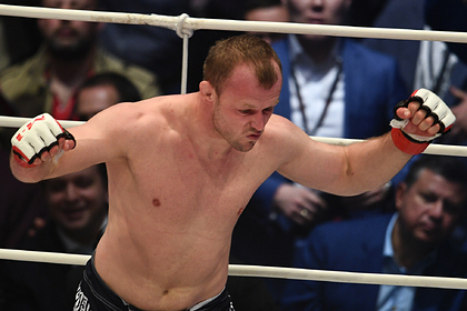 Российский боец раскрыл секрет попадания в UFC
