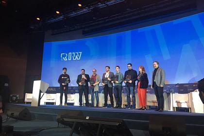 Победители конкурса «Цифровой прорыв» получили премию «Цифровые вершины»