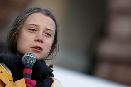 Грета Тунберг захотела отдохнуть от экоактивизма