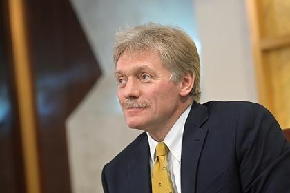 Песков рассказал о беседе на «повышенных тонах» во время «нормандского саммита»