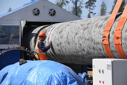 В России оценили заявление Киева о «Северном потоке-2»