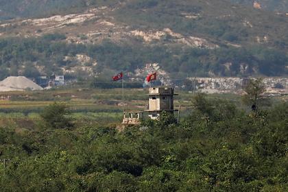 Северная Корея провела крупное испытание оружия