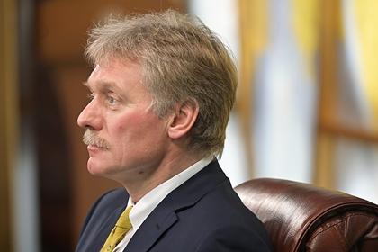 В Кремле заявили об отсутствии «судьбоносного прорыва» на «нормандском саммите»