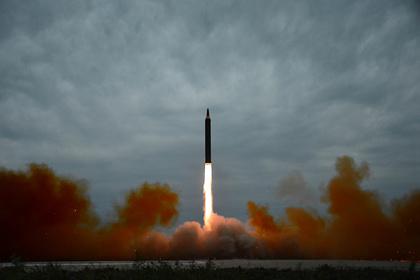 Появилась версия об испытываемом оружии Северной Кореи