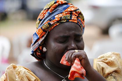 Африканские боевики напали на город и убили 15 человек