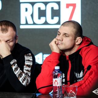 Иван Штырков (справа) и Александр Шлеменко