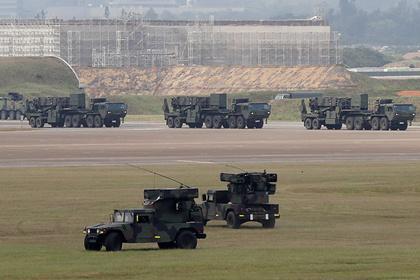 Турция заинтересовалась покупкой американских систем ПРО Patriot