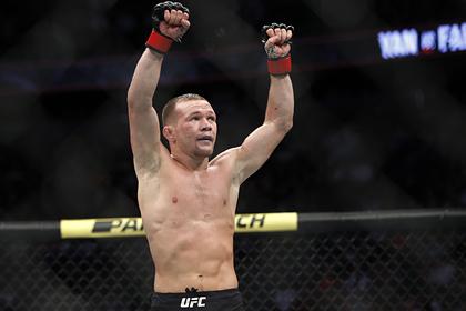 Российский боец Ян нокаутировал члена Зала славы UFC