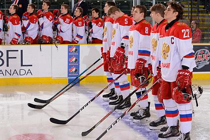 Российские хоккеисты впервые в истории выиграли Мировой кубок вызова