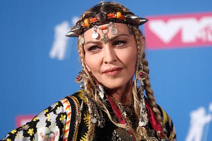 Новый возлюбленный Мадонны оказался моложе певицы на 35 лет