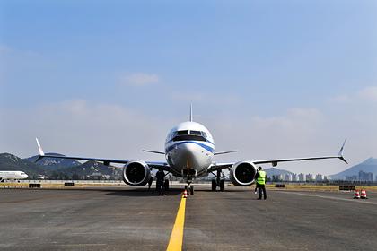 Boeing задумался об отказе от аварийной модели