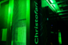 Супермашина находится в Центре обработки данных (ЦОД) Сбербанка в Сколково.
