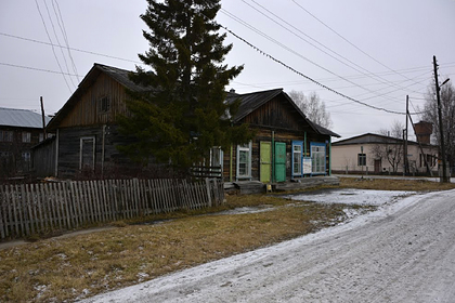 Вид городского поселения Куминский