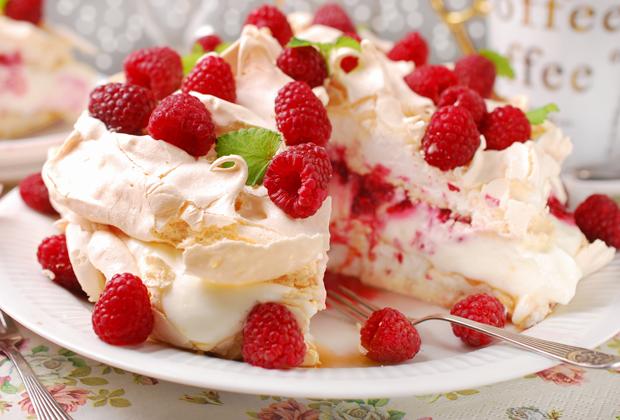 Торт-безе «Анна Павлова»