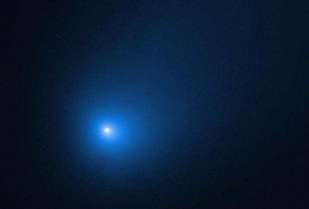 Межзвездная комета возникла вне Солнечной системы