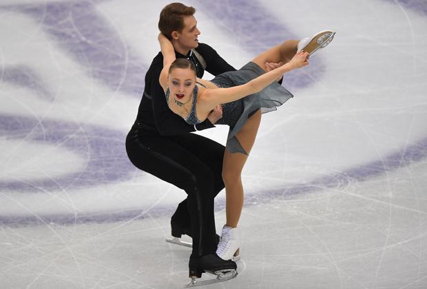 Дмитрий Козловский и Александра Бойкова