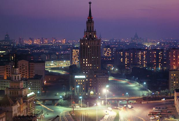 Отель «Hilton Moscow Ленинградская»