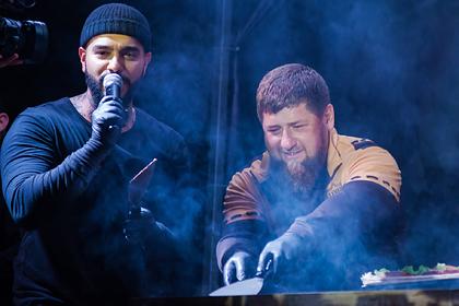 Тимати и Рамзан Кадыров