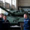 Танки Т-72 на Львовском бронетанковом заводе