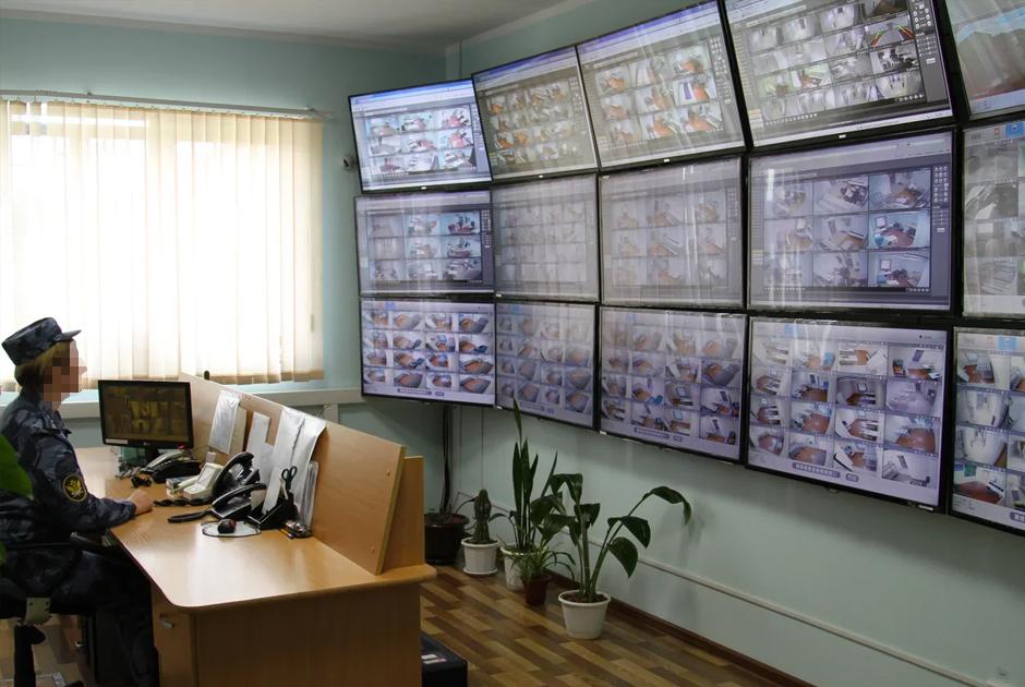 Зона видеонаблюдения (ИК-6)