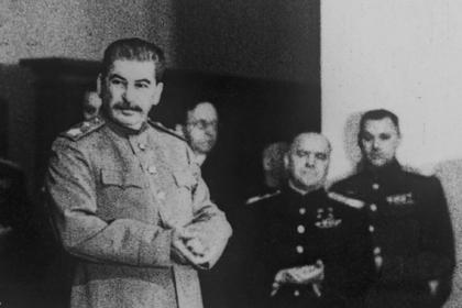 Иосиф Сталин в годы Великой Отечественной войны