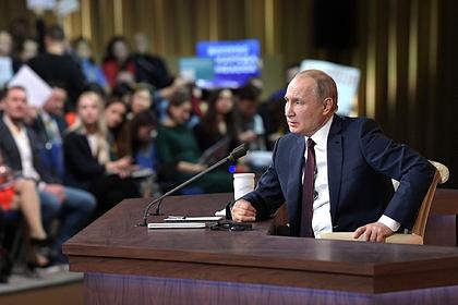 Путин удивился вопросу о «предстоящей» ядерной войне