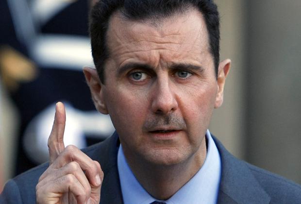 Президент Сирии Башар Хафез аль-Асад