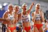 Польские бегуньи узнали результаты эстафеты 4 по 400 метров. Они завоевали серебряную медаль на чемпионате мира по легкой атлетике, прошедшем в Катаре. В Польше второе место было воспринято как победа.