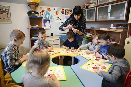 Правительство оценило доступность дошкольного образования в России