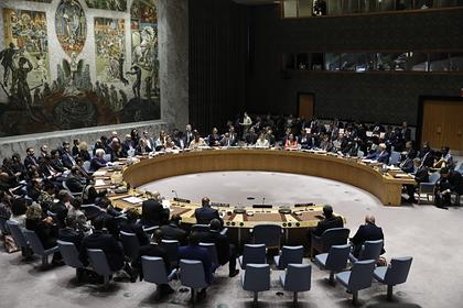 Россия и Китай наложили вето на резолюцию по Сирии