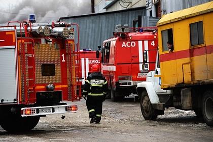 В российском доме престарелых произошел пожар из-за курения в кровати