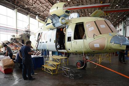 Российский авиазавод увеличил долю экспорта в выручке