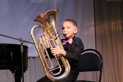 В Кисловодск завезли тромбон, флейту и трубу