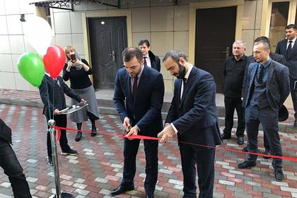 В Чечне открыли Дом научной коллаборации для детей