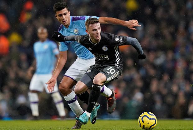 Матч «Манчестер Сити» — «Лестер»